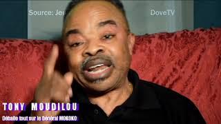 Tony Moudilou deballe tout sur le général Mokoko