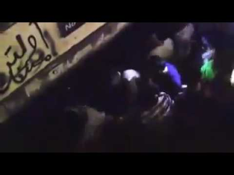 Journalist Screams as Muslims Assault and Rape Her (Taharrush) in Tahrir Square, Egypt.
