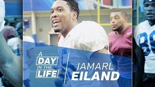 UB Football Day in the Life: Jamarl Eiland