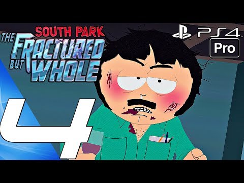 South Park The Fractured But Whole - Gameplay Walkthrough Part 4 - Cooks & Drunk Randy (PS4 PRO)