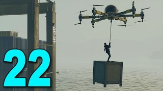 Watch Dogs 2 - Part 22 - The World's Biggest Drone!