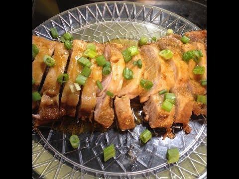 Teriyaki Pork Slow Cooker Version