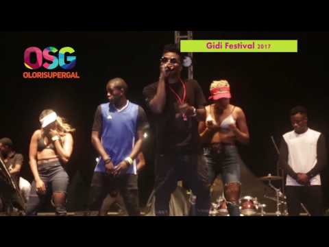 Burna Boy, Diplo, Reekado Banks, Simi others perform at Gidi Fest 2017