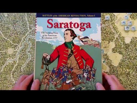 Off The Shelf: Great Battles of the American Revolution - Saratoga - 1