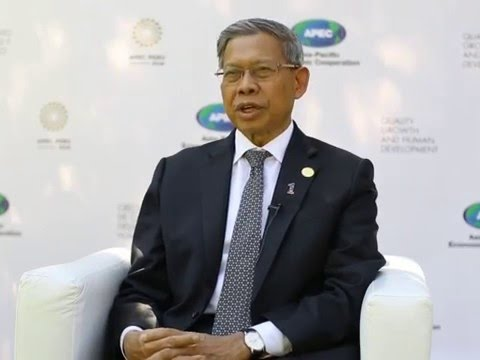 YB Dato' Sri Mustapa Mohamed, Minister of International Trade and Industry, Malaysia