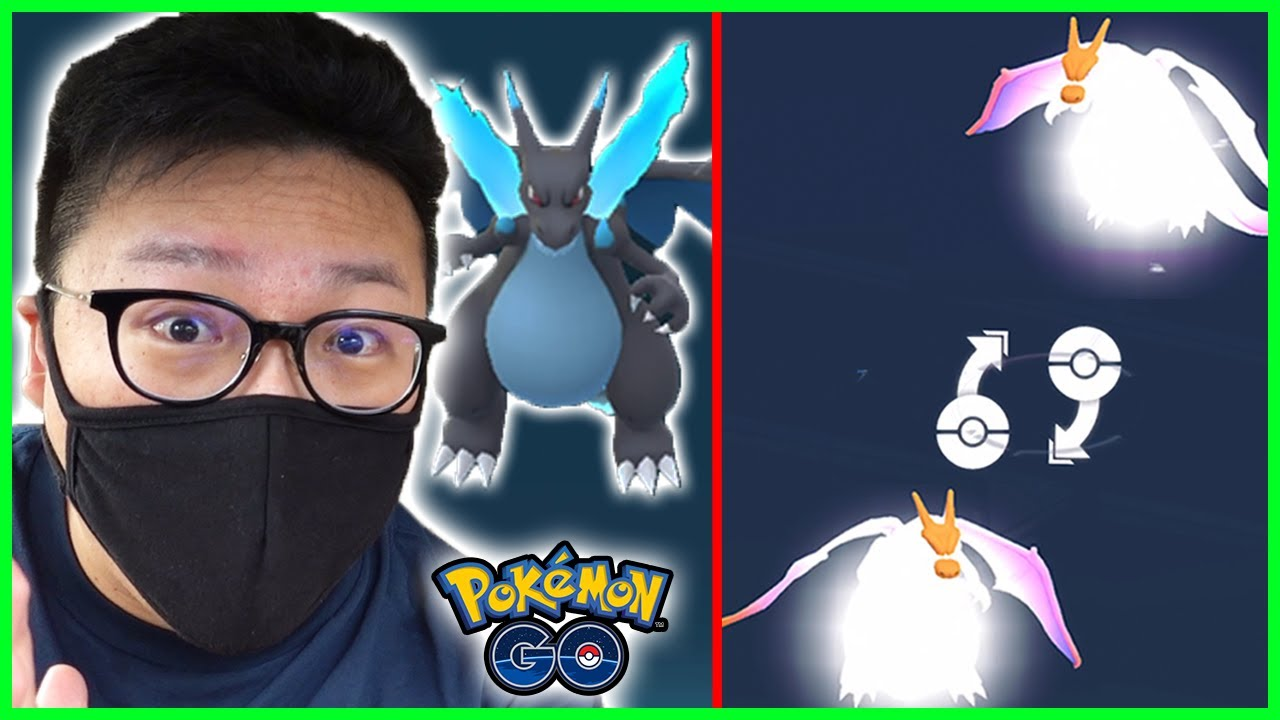 WHAT HAPPENS WHEN WE TRADE A MEGA EVOLVED POKEMON IN POKEMON GO? thumbnail