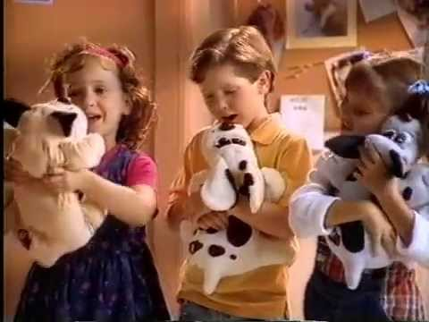 Mara Wilson in  toy  commercial  1993. Age 6