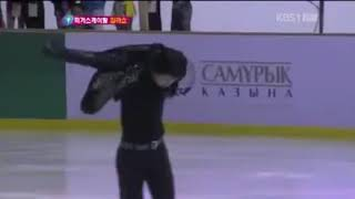 Скачать Denis Ten 2011 Winter Asian Games Gala Exhibition In The Memory Of Michael Jackson