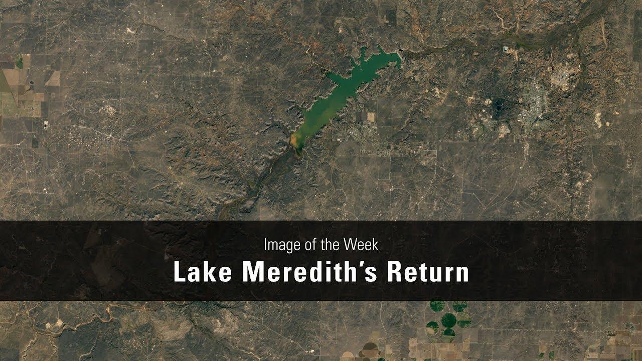 Lake Meredith's Return