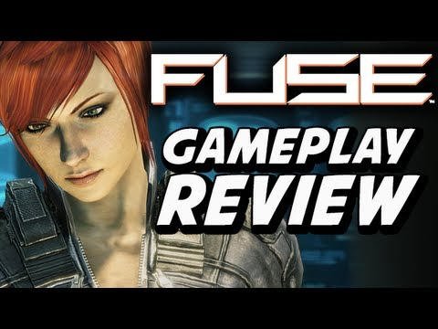 fuse gameplay review walkthrough ps3 demo youtube. Black Bedroom Furniture Sets. Home Design Ideas