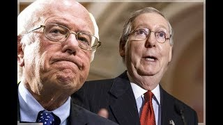 POLL: Bernie Sanders Vs Mitch McConnell Is Awesome