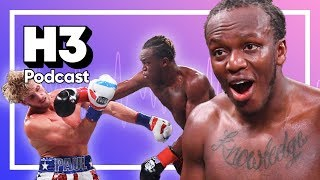 KSI Destroys Logan Paul & Mandalorian Review - H3 Podcast #157