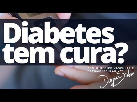 DIABETES TEM CURA?
