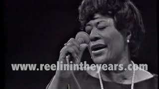 """Ella Fitzgerald- """"How High The Moon/Epic scat"""" LIVE 1966 [RITY Archives]"""