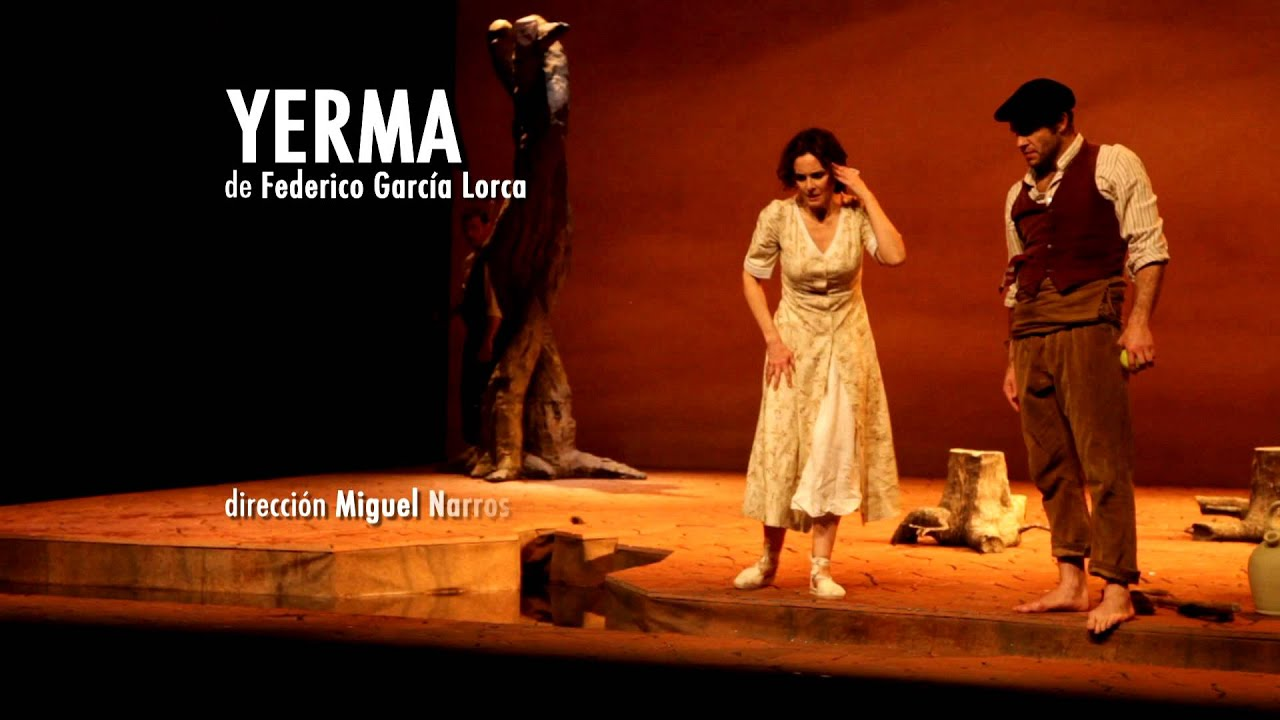 yerma by federico garcia lorca planning Catherine belkhodja born 15 april 1955 (age 63)  town planning and ethnology of the maghreb  bernarda's house by federico garcia lorca.
