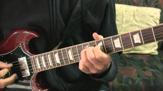 Approaches to Writing Gothic Guitar Riffs - Using the Natural Minor Scale With Open Strings
