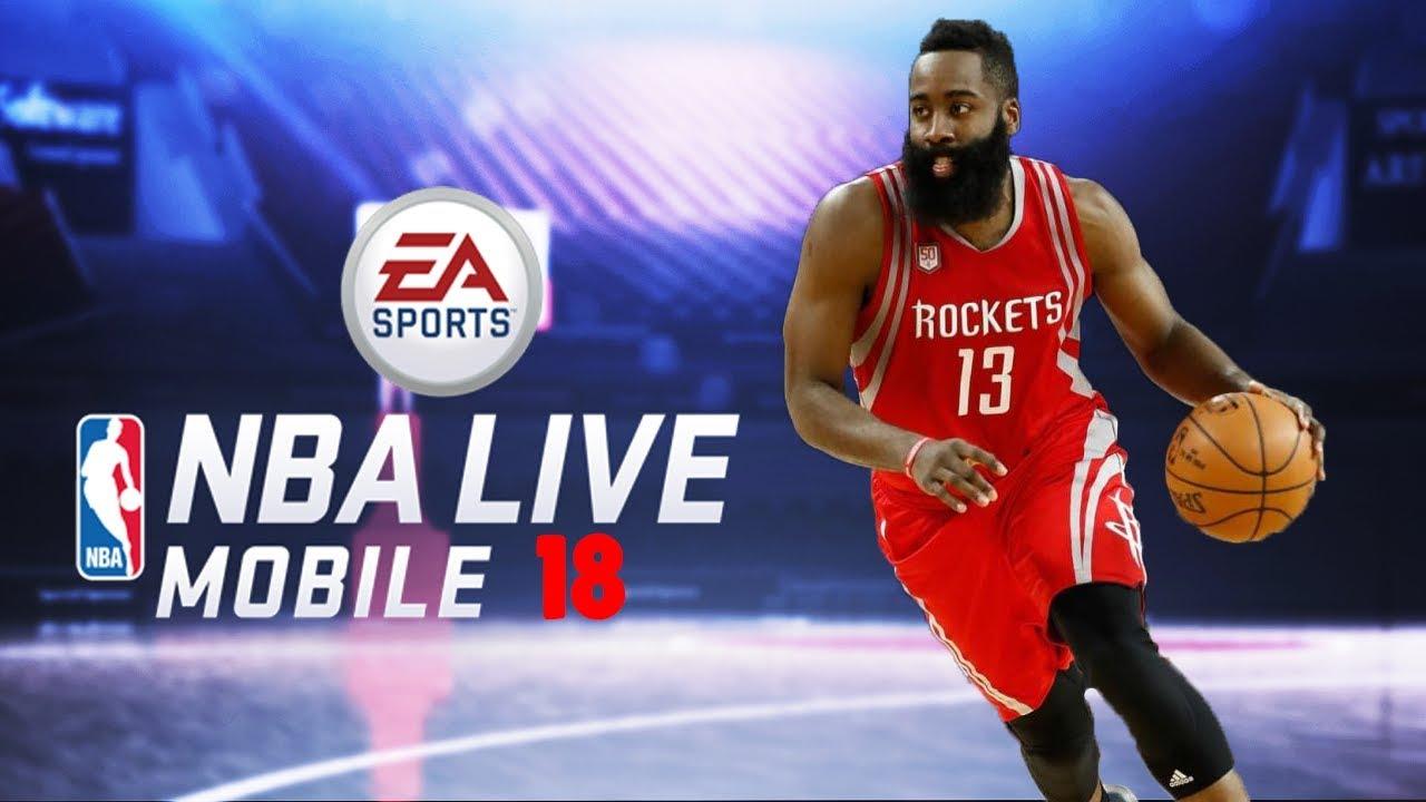 nba live mobile mod apk unlimited money 2017