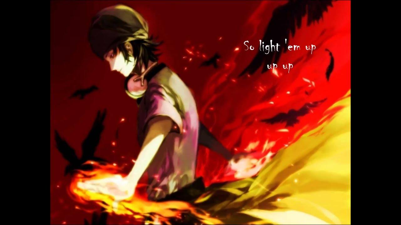 Fall Out Boy Light Em