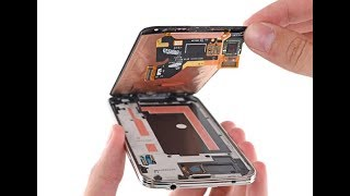 Ремонт Как разобрать Samsung Galaxy S5 G900F Disassembly Samsung S5.