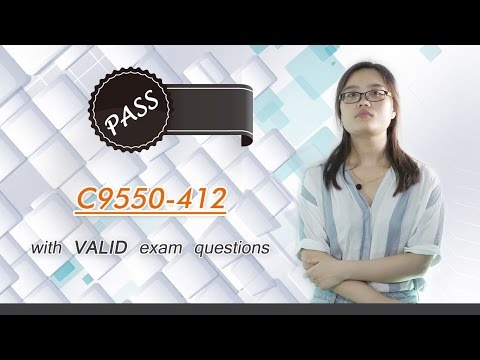 [Testpassport] IBM Certified BPM Application Developer C9550-412 exam questions