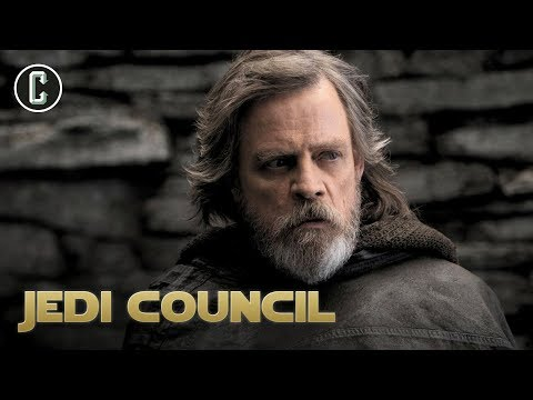 Luke Skywalker's Regrets Going Into The Last Jedi - Jedi Council