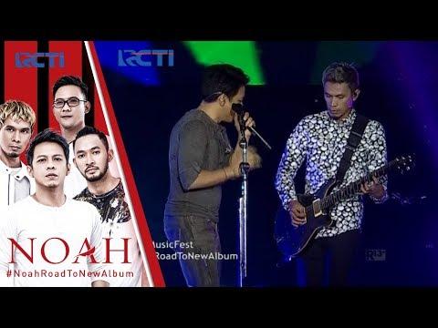 "RCTI MUSIC FEST - NOAH ""Jalani Mimpi"" [16 SEPTEMBER 2017]"
