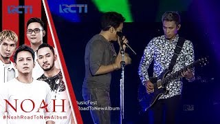 "Download Video RCTI MUSIC FEST - NOAH ""Jalani Mimpi"" [16 SEPTEMBER 2017] MP3 3GP MP4"