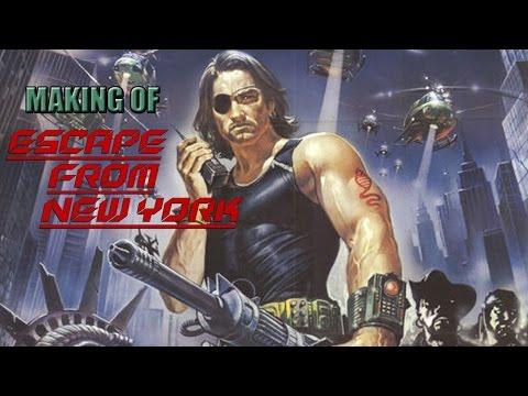 Создание фильма Побег из Нью-Йорка(Escape from New York - 1981)