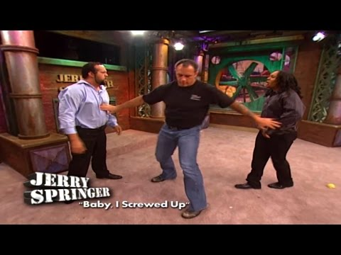 Jerry springer single and ready to mingle