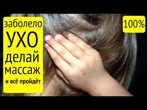 Что делать если болит ухо и плохо слышит