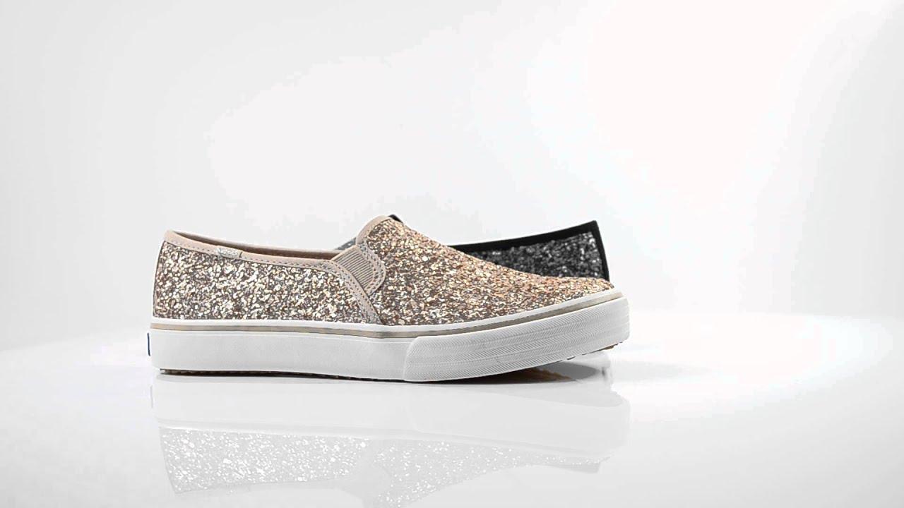 gold sparkle keds