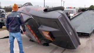 Cornbread Camaro BAD WRECK vs. Kye Kelley