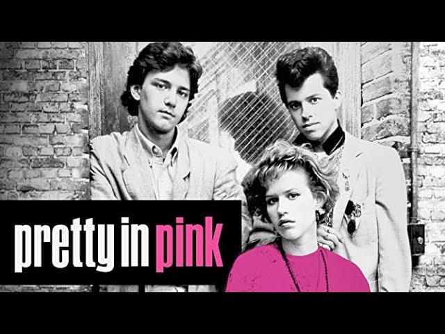 PRETTY IN PINK - Trailer (1986, Deutsch/German)