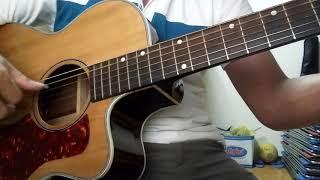 Nếu lúc trước em đừng tới - cover guitar