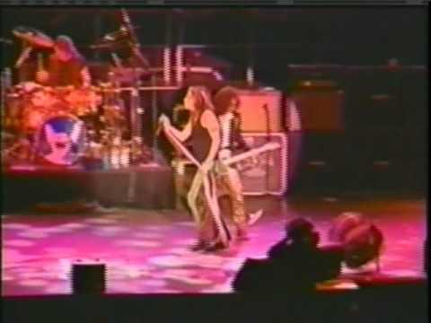 Aerosmith What It Takes Live Germany '97