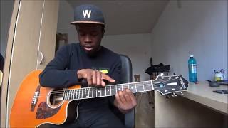 cest la vie - henri dikongu expliqu explained guitar lesson
