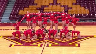 Lakeville North Dance Team Kick 2018