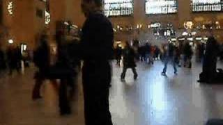 Frozen Grand Central II