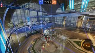 This is for a rocket league insanity montage.