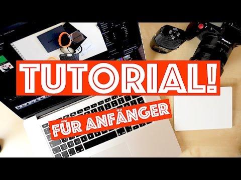 Videoschnitt TUTORIAL für ANFÄNGER! Final Cut Pro X 10.3 DEUTSCH