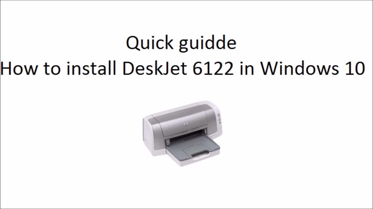 HP 6122 WINDOWS XP DRIVER DOWNLOAD