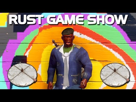 A FAMILY - FRIENDLY GAME SHOW - (Rust)