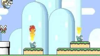 Super Mario World: Super Mario Advance 2 intro