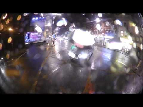 Careless Driver DU55 ZFY Edgware Road London