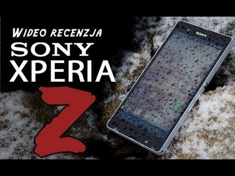 Sony Xperia Z - Wideo recenzja na FrazPC.pl