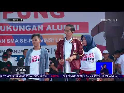 Good Election: Jokowi Tepis Hoaks Pelarangan Adzan & Dukung LGBT