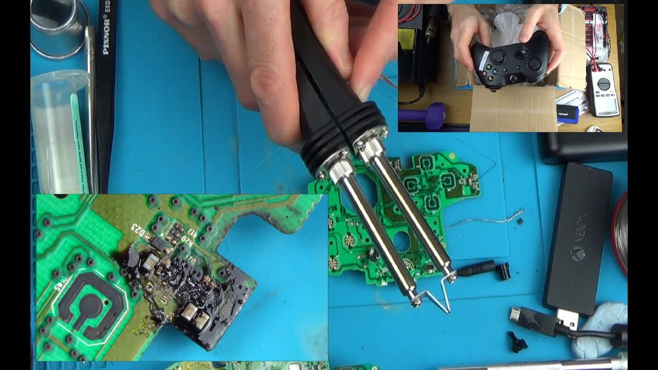 Trying to FIX eBay Joblot of Faulty Xbox One Controllers PART 4