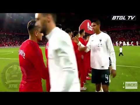 Türkiye 2 0 Fransa Maç Özeti HD Euro 2020TÜRKÇE SPİKER