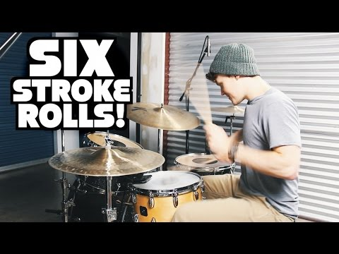 Soloing with 6-Stroke Rolls | Drum Lesson