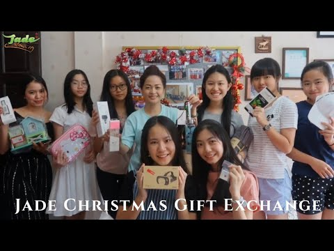 Jade Christmas Gift Exchange🎄🎆🎁
